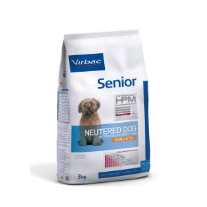 VIRBAC HPM NEUTERED (ESTERILIZADO) SENIOR DOG 1.5 KG. TIENDA PARA MASCOTAS