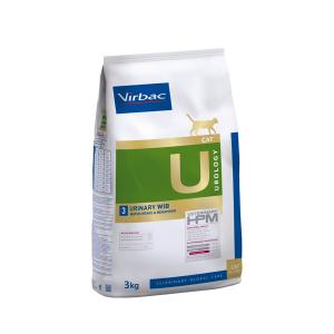 VIRBAC HPM 3 URINARY WIB CAT Prevención de la reaparición de cálculos de estruvita y reducción de la formación de cálculos de oxalato 1.5 kg. TIENDA PARA MASCOTAS