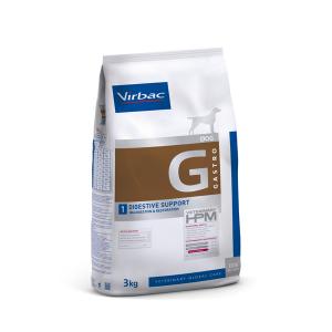 VIRBAC HPM SOPORTE GASTROINTESTINAL 1.5 KG GASTRO Dog 1 TIENDA PARA MASCOTAS.