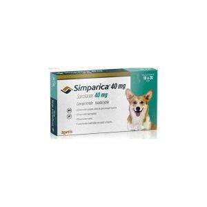 Simparica 10 a 20 Kg, Perros (Antiparasitario Masticable Externo, Tienda para Mascotas
