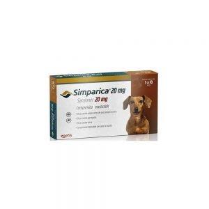 Simparica 5 a 10 Kg, Perros Antiparasitario Masticable Externo, Tienda para Mascotas