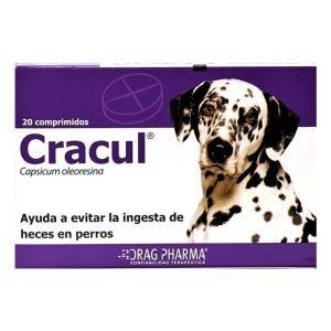 Cracul x 20 comprimidos, Tienda para Mascotas !