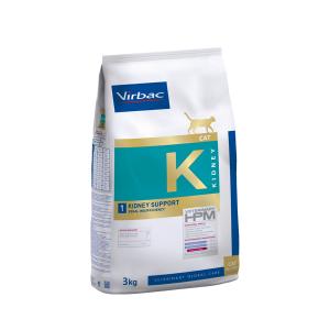 Virbac HPM Cat 1 Kidney Support 3kg