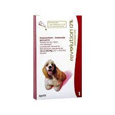 Revolution 12% para Perros de 10,1 a 20 kg