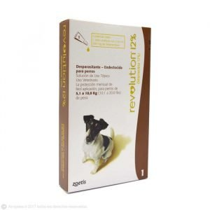 Revolution 12%  para Perro 5.1 a 10kg