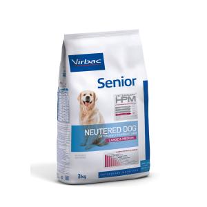 Virbac HPM Senior Neutered Dog Large & Medium 3kg