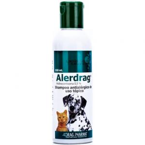Alerdrag Shampoo Medicado. 150ml Drag Pharma
