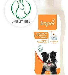 Shampoo Extra Brillo Y Suavidad 260ml. Traper