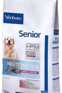 Virbac HPM Senior Neutered Dog Large & Medium 12kg
