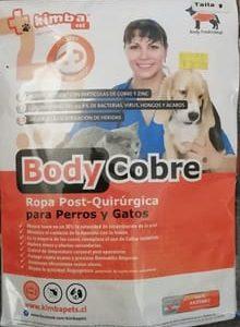 KIMBA VET BODY COBRE POST-QUIRURGICO TALLA 10 (25 A 30 KG) PERROS