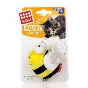 Abeja con Sonido «Melody Chaser» para Gato.