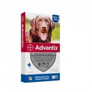 Advantix Antiparasitario Pipeta 25-40kg. Bayer