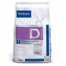 Virbac HPM Dermatology Support 3kg para perros