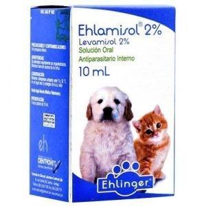 Ehlamisol 2% Solución oral Ehlinger