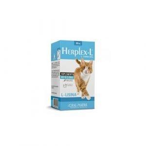 Herplex-L Suplemento Gato 30ml Drag Pharma