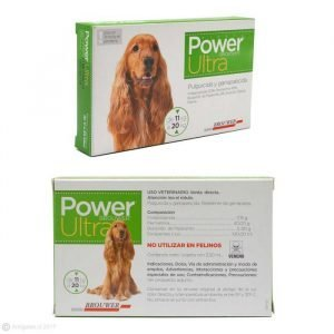 Antiparasitario Pipeta POWER ULTRA para Perros 11 a 20 Kg.