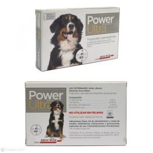 Antiparasitario Pipeta POWER ULTRA para Perros 41 a 60 Kg.