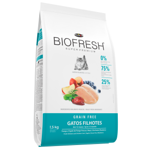 BIOFRESH GATO CACHORRO 1,5 KG
