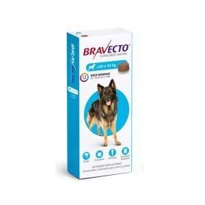 Bravecto 20 a 40 Kg